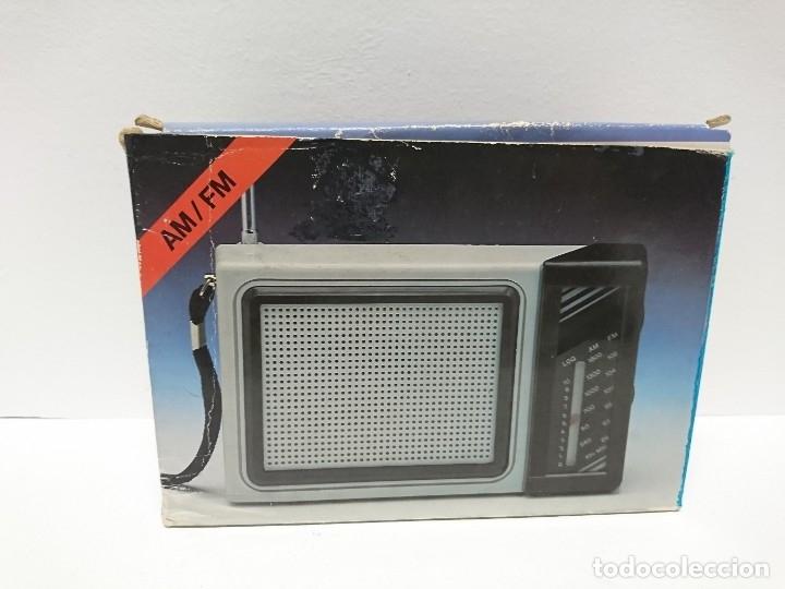 Radios antiguas: 60-Radio transistor International FX 33 - Foto 4 - 178390050