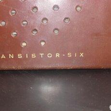 Radios antiguas: RADIO TRANSISTOR VANGUARD. Lote 178560680