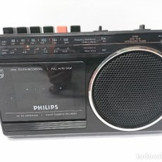 Radios antiguas: 69-RADIOCASSETTE PHILIPS D7181/31R. Lote 171988785
