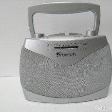 Radios antiguas: 65-RADIO TRANSISTOR BENCH KH2247. Lote 97575615