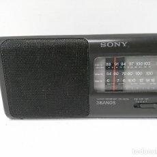 Radios antiguas: 76-RADIO TRANSISTOR SONY ICF480S. Lote 161350106