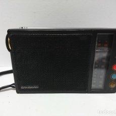 Radios antiguas: 80-RADIO TRANSISTOR SANGEAN SG-212. Lote 105748859