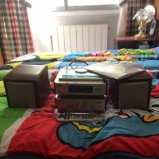 Radios antiguas: RADIO CD, DESPERTADOR. Lote 178820775