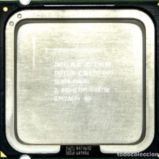 Radios antiguas: PROCESADOR CORE 2 DUO E4400. Lote 178827806