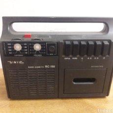 Radios antiguas: RADIO CASSETE. Lote 178904480