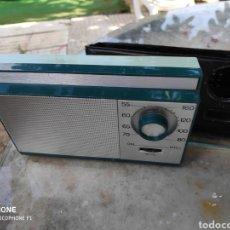 Radios antiguas: RADIO VINTAGE INTER MUY BUENO ESTADO. FUNCIONA. Lote 178932697