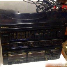 Radios antiguas: EQUIPO DE MÚSICA DE LA PRESTIGIOSA MARCA MARANTZ. Lote 178964078
