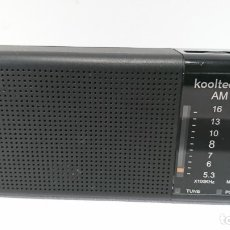 Radios antiguas: 91-RADIO TRANSISTOR KOOLTECH CPR134. Lote 179009113