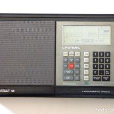 Radios antiguas: RADIO MULTIBANDAS. GRUNDIG SATELLIT 700. Lote 179039715