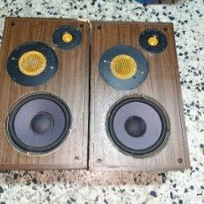Radios antiguas: ALTAVOCES DE 3 VIAS ROSELSON . Lote 179047933