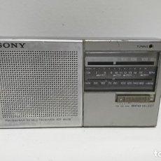Radios antiguas: 93-RADIO TRANSISTOR SONY ICF 400S. Lote 179050757
