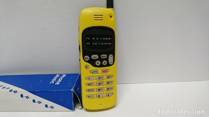 95-RADIO TRANSISTOR PHONE RADIO (Radios, Gramófonos, Grabadoras y Otros - Transistores, Pick-ups y Otros)