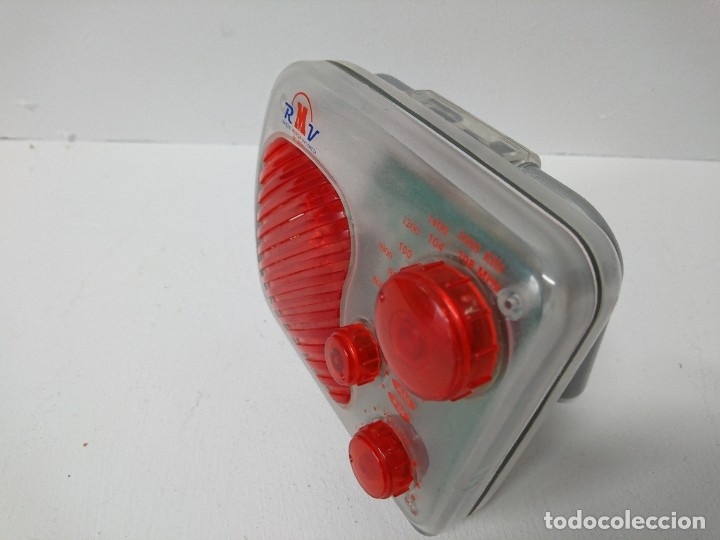 Radios antiguas: 98-Radio transistor propaganda - Foto 3 - 179070076
