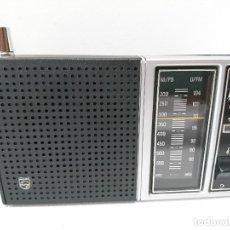 Radios antiguas: 99-RADIO TRANSISTOR PHILIPS 90RL114. Lote 179070302