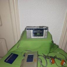 Radios antiguas: WALKMAN COMPLETO TOSHIBA LEER DESCRIPCION. Lote 179100902