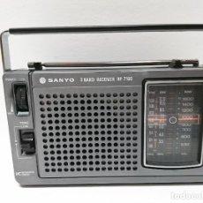 Radios antiguas: 103-RADIO TRANSISTOR SANYO RP 7160. Lote 179127831