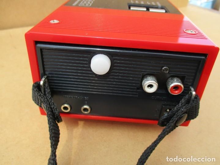 Radios antiguas: Tocadiscos sound burguer de audiotecnia,va con caja y de regalo una aguja nueva fotos - Foto 6 - 179149655