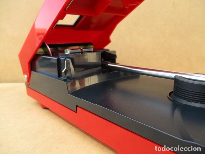 Radios antiguas: Tocadiscos sound burguer de audiotecnia,va con caja y de regalo una aguja nueva fotos - Foto 8 - 179149655
