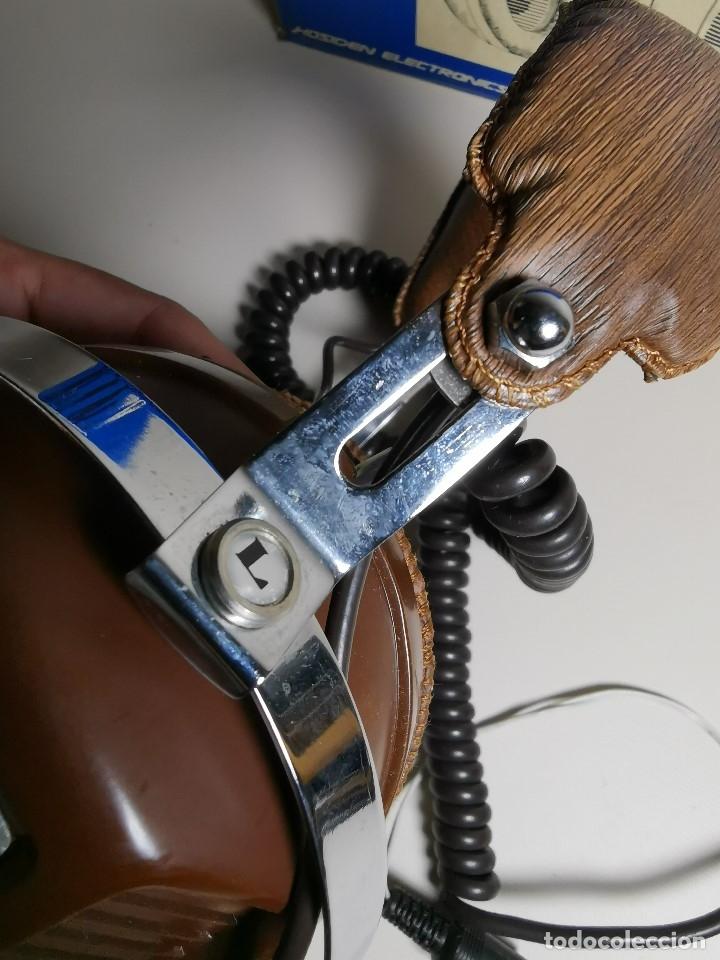 Radios antiguas: AURICULARES HOSIDEN MODEL DH-12XF-S AÑOS 70 MADE IN JAPAN-NUEVOS SIN USO- STEREO HEADPHONES - Foto 19 - 179174751