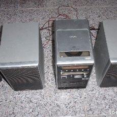 Radios antiguas: MINICADENA MC - 130 MICRO SYSTEM PHILIPS.. Lote 179318852
