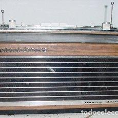 Radios antiguas: RADIO TRANSISTOR MULTIBANDA SCHAUB LORENTZ TOURIST AM/FM FUNCIONANDO . Lote 179524821