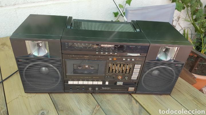 RADIOCASSETTE TECHNICS (Radios, Gramófonos, Grabadoras y Otros - Transistores, Pick-ups y Otros)
