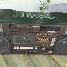Radios antiguas: RADIOCASSETTE TECHNICS. Lote 179535921