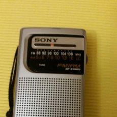 Radios antiguas: RADIO TRANSISTOR SONY. Lote 179549752