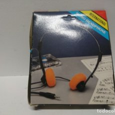 Radios antiguas: 116-AURICULARES MONO INTERNATIONAL . Lote 179552098