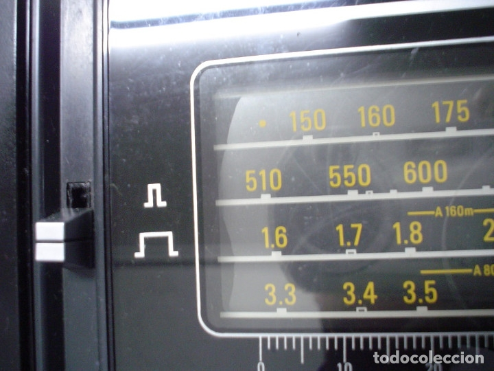 Radios antiguas: RADIO MULTIBANDAS GRUNDIG SATELLIT 2000 - Foto 16 - 171452643