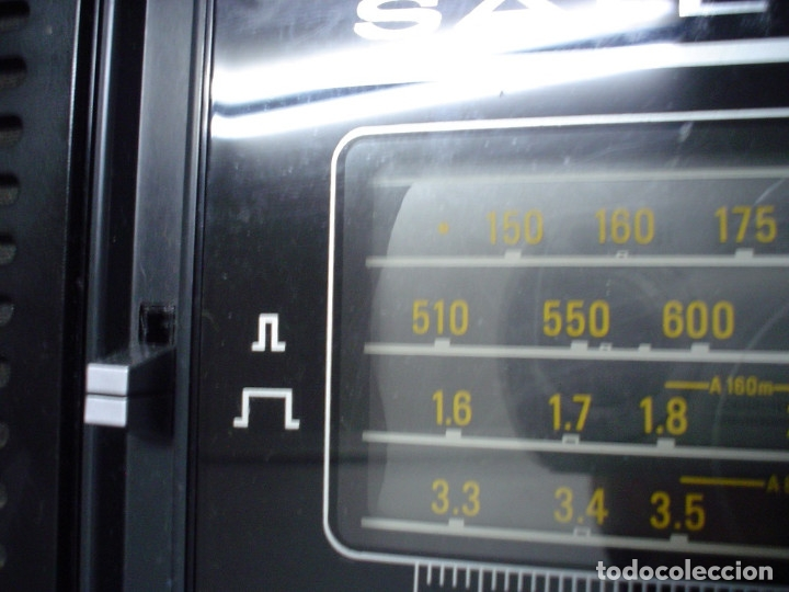 Radios antiguas: RADIO MULTIBANDAS GRUNDIG SATELLIT 2000 - Foto 17 - 171452643