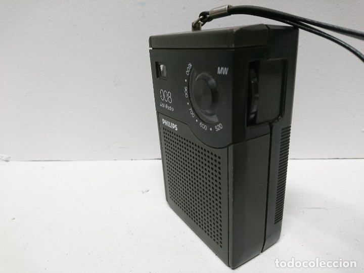 Radios antiguas: 121-Radio transistor Philips 008 - Foto 4 - 108064127