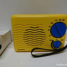 Radios antiguas: 124-RADIO TRANSISTOR INTERNATIONAL . Lote 180040815