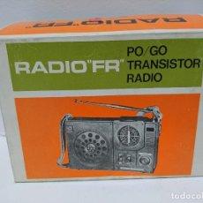 Radios antiguas: 125-RADIO TRANSISTOR FR MOD_U115. Lote 180041077
