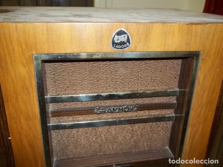 RADIO GRAMMONT (Radios, Gramófonos, Grabadoras y Otros - Transistores, Pick-ups y Otros)