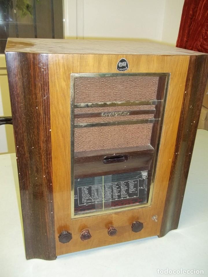 Radios antiguas: Radio Grammont - Foto 5 - 180105250