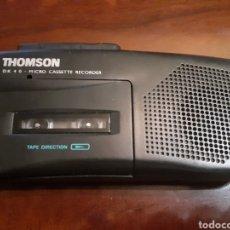 Radios antiguas: GRABADORA THOMSON MICRO CASETE DE 4 0.FUNCIONANDO. Lote 180126725