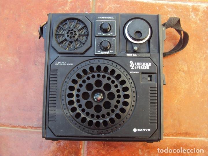 SANYO (Radios, Gramófonos, Grabadoras y Otros - Transistores, Pick-ups y Otros)