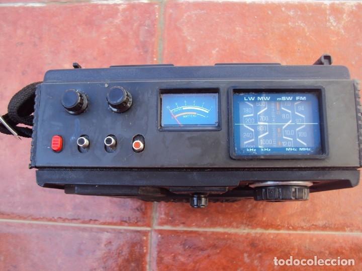 Radios antiguas: SANYO - Foto 2 - 180173682
