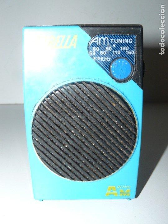 RADIO TRANSISTOR - ESTRELLA - MOD. IGUAL AL JAPAN IC 83 LOYAL FUNCIONA (Radios, Gramófonos, Grabadoras y Otros - Transistores, Pick-ups y Otros)