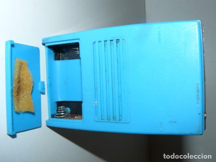 Radios antiguas: RADIO TRANSISTOR - ESTRELLA - MOD. IGUAL AL JAPAN IC 83 LOYAL FUNCIONA - Foto 3 - 180313475