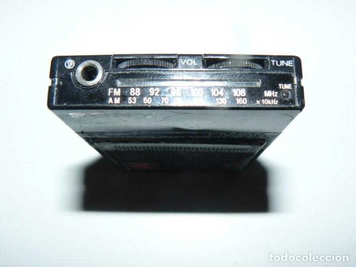Radios antiguas: RADIO TRANSISTOR SONY MOD.ICF-S11W - Foto 2 - 180313968
