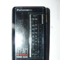Radios antiguas: RADIO TRANSISTOR PANASONIC MOD. NO.RF-423. Lote 180314360