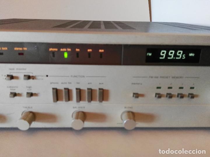 Radios antiguas: Harman Kardon, Receiver, hk-580i/ Leyenda Vintage del sonido Americano!! - Foto 6 - 180397158
