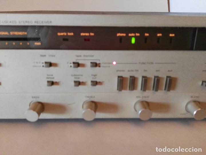 Radios antiguas: Harman Kardon, Receiver, hk-580i/ Leyenda Vintage del sonido Americano!! - Foto 8 - 180397158