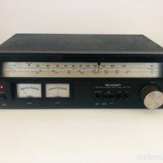Radios antiguas: SHARP ST-1122 STEREO TUNER VINTAGE. Lote 180910798