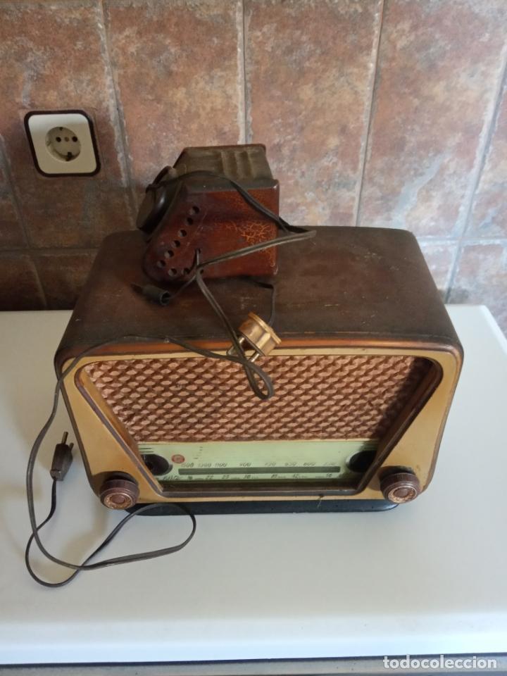 Radios antiguas: DOS RADIOS ANTIGUAS - Foto 2 - 41430274