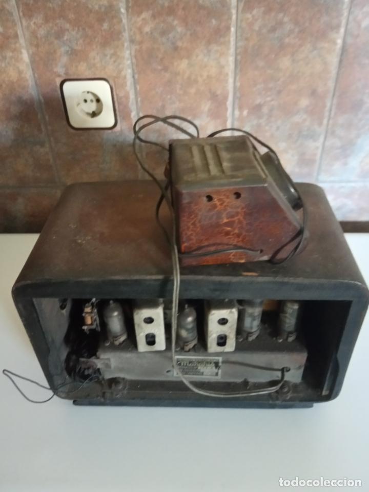 Radios antiguas: DOS RADIOS ANTIGUAS - Foto 3 - 41430274