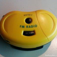 Radios antiguas: OREGON SCIENTIFIC PODOMETRO. Lote 181101403