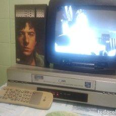 Radios antiguas: VIDEO VHS LG LV3263+ MANDO PEPETO ELECTRONICA VER FOTOS Y VIDEO. Lote 181141240